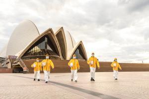Scientology Volunteer Ministers of Sydney, Australia