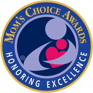 Ann Marie Hannon is a 3-time award winner of the Mom's Choice Awards seal of Excellence