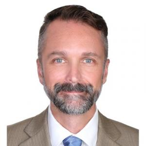 head photo of Richard Sovitzky III new VP of International Services for Tangicloud Technologies.