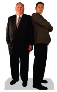 Bill and Trevor Cawston, Calgary Tax Consultants