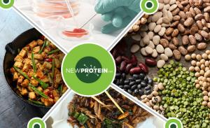 Insects, peas, legumes, alternatives to milk and meats