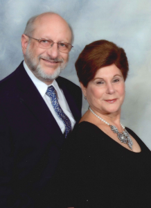 Business owners Howard and Bonnie Laiderman