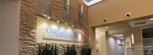 Offices of Crovetti Orthopaedics in Henderson, Nevada