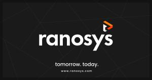Ranosys Logo Launch