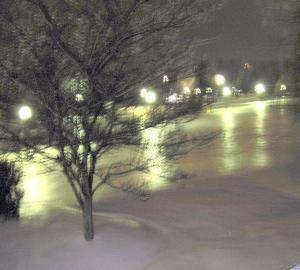 Freezing rain and snow, 1.27.09 Winter storm By  Joana Rojas Source: Creative Commons