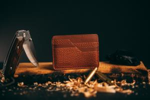 Lederhaus Signature Full-Grain Italian Leather Wallet
