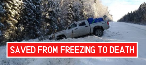 Satellite Phone Saved Me From Freezing to Death