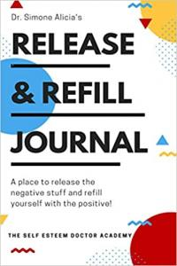 Today, kids can use a journal like this one, to remove the onslaught of negativity, then refill with positivity.