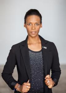 Dr. Simone Headshot, TSED, I am Blazer, Teaching self esteem