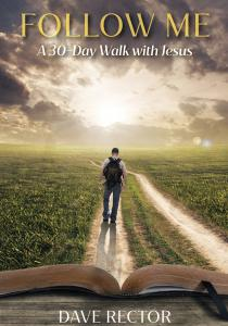 Follow Me - A 30 Day Wallk with Jesus - front cover