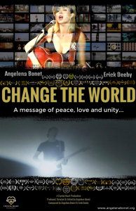 Official Movie Poster - Change The World