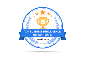 Top Business Intelligence Software_GoodFirms