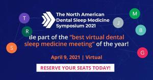 2021 North American Dental Sleep Medicine Symposium Registration