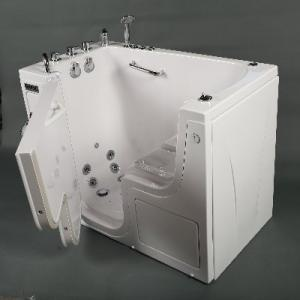 Made-in-USA Top PORTABLE Walk-In Tub 855-400-4913