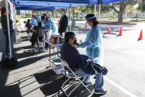 No Cost COVID-19 Antibody Testing Event in December 2020 in the City of Baldwin Park