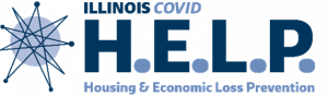 COVID H.E.L.P. is a statewide initiative to provide no-cost legal guidance and representation to Illinoisans experiencing common legal problems due to the COVID-19 pandemic. Illinois residents can access free legal assistance 24/7 at COVIDhelpillinois.org
