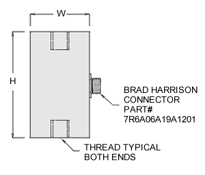 HSW Series Universal Load Cell Specifications