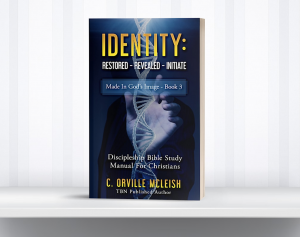 Identity: Restored Revealed Initiate