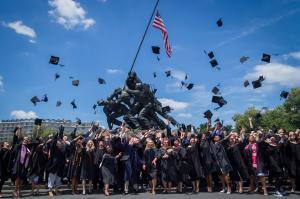 UMT Graduation in Arlington, Virginia