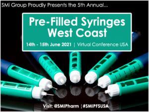 Pre-filled Syringes West Coast Conference 2021