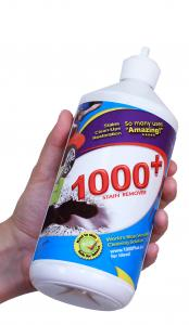 """1000+ Stain Remover as the """"Reach for it First"""" solution when messes happen"""