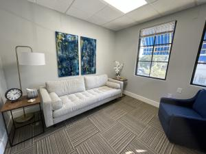 Bayview Therapy Renew room located in Coral Springs Florida