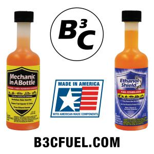 New Branding for Mechanic In A Bottle and Ethanol Shield Fuel Stabilizer