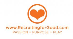 We Help Companies Find Talented Value Driven Professionals and Generate Proceeds to Do Good #findtalentedprofessionals #wedogood #inspirepositivity www.RecruitingforGood.com