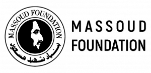 Massoud Foundation Logo