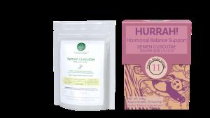 Semen cuscutae - Tu Si Zi - HURRAH Hormonal Balance Support - Linden Botanicals