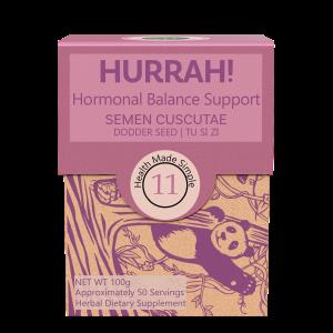 HURRAH! Hormonal Balance Support (Semen cuscutae extract) from Linden Botanicals