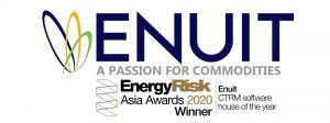 ENUIT wins EnergyRisk award