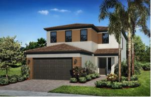 Sky Cove South's Sand Dollar 5 Model – Contemporary Elevation