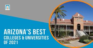 Image of the top higher education institution in Arizona