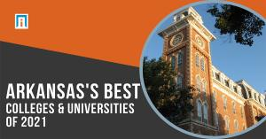 Image of the top higher education institution in Arkansas