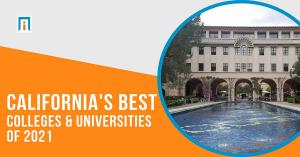 Image of the top higher education institution in California