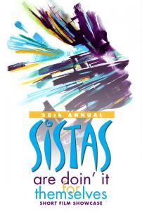 2021 Sistas Showcase Poster