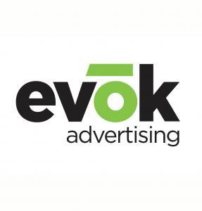 Evok Advertising logo
