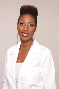 Tiffany Anderson, author, certified trichologist, natural hair stylist, & motivational speaker