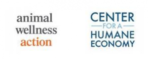 Animal Wellness Action and Center for a Humane Economy Logos