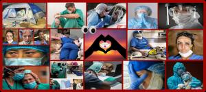 Operation Scrubs honors nurses - Covid 19's unsung frontline heroes.