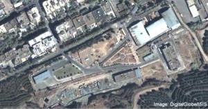 Lavizan-Shian Site, Iran - August 11, 2003