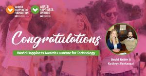 Dr. David Rabi - World Happiness Awards 2021