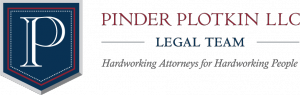 Pinder Plotkin Legal Team, Hardworking Attorneys for Hardworking People. The law firm focuses on personal injury (auto, Uber/Lyft, motorcycle, and truck accidents), workers' compensation claims, wrongful death, birth injury, opioid injury and medical malpractice cases.