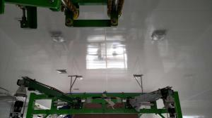 UtiLite Ceiling Panels in a Carwash.
