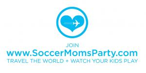 Moms participate in Recruiting for Good referral program to fund and save money for soccer team trips #soccermomsparty #traveltheworld #watchyourkidsplay www.SoccerMomsParty.com