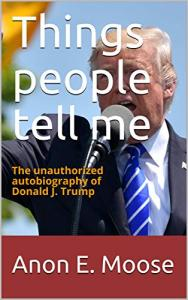 Cover of Things People Tell Me