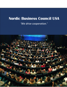 Nordic Business Council USA 2021 event