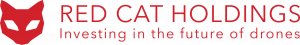 Red Cat Holdings.  Investing in the future of drones.