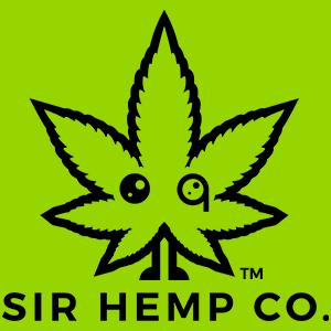 Logo of Florida's Premier Hemp CBD Company Sir Hemp Co. - CBD The Right Way™